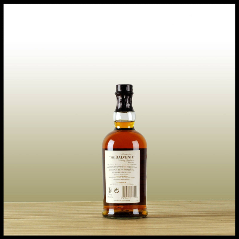 The Balvenie 30 YO 0,7L - 47,3% - Trinklusiv