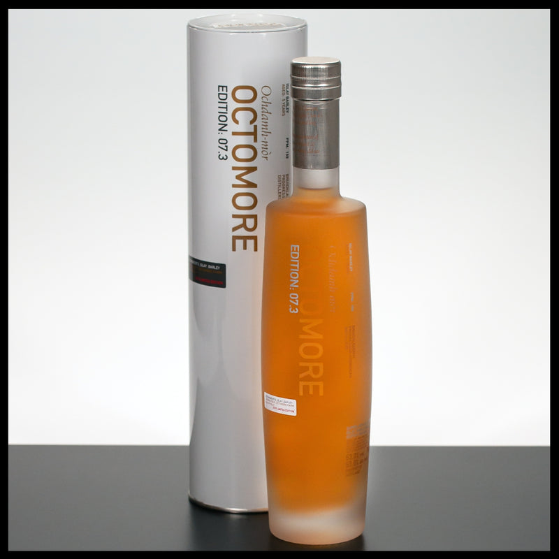 Octomore 07.3 0,7L - 63% - Trinklusiv
