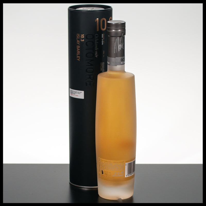 Octomore 10.3 0,7L - 61,3% - Trinklusiv
