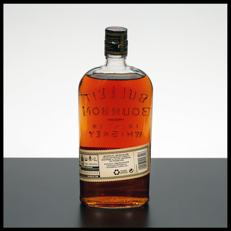 Bulleit Bourbon 10 YO Whiskey 0,7L - 45,6% - Trinklusiv
