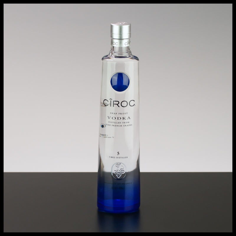 Ciroc Vodka 0,7L - 40% - Trinklusiv