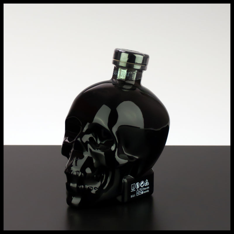 Crystal Head Vodka Onyx 0,7L - 40% - Trinklusiv