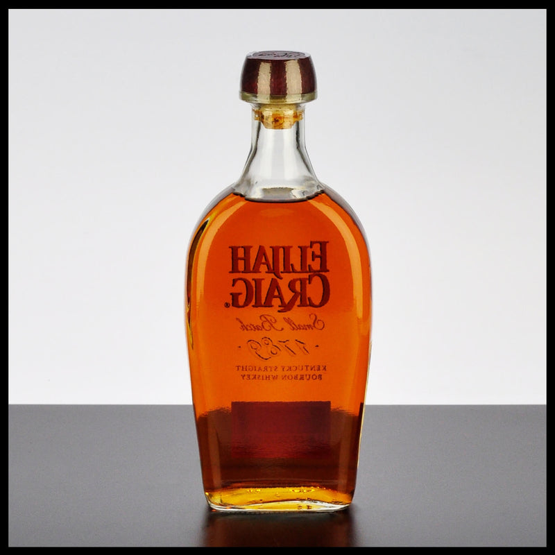 Elijah Craig Small Batch Kentucky Straight Bourbon Whiskey 0,7L - 47% - Trinklusiv