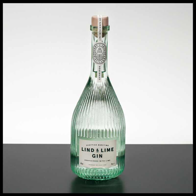 Lind & Lime London Dry Gin 0,7L - 44% - Trinklusiv
