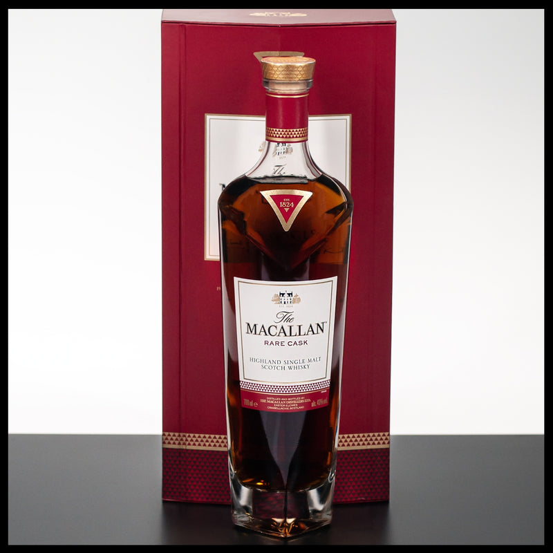 Macallan Rare Cask 0,7L - 43% Vol. - Trinklusiv