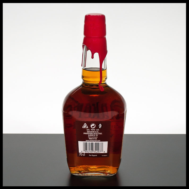 Maker's Mark Bourbon Whisky 0,7L - 45% - Trinklusiv