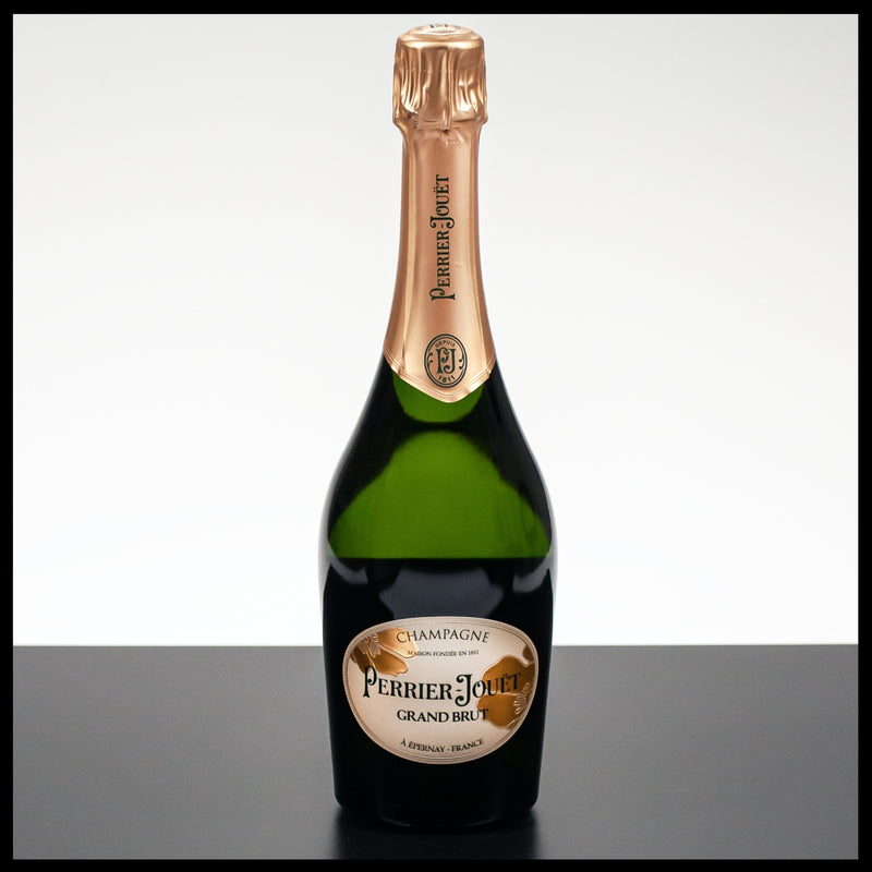 Perrier-Jouët Grand Brut 0,75L - 12% - Trinklusiv