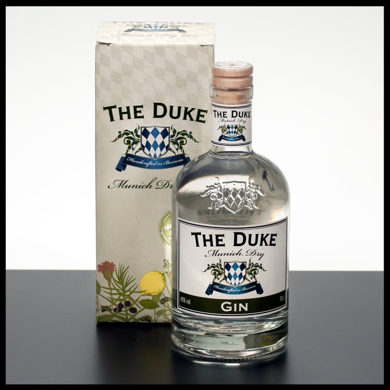 The Duke Munich Dry Gin 0,7L - 45% - Trinklusiv