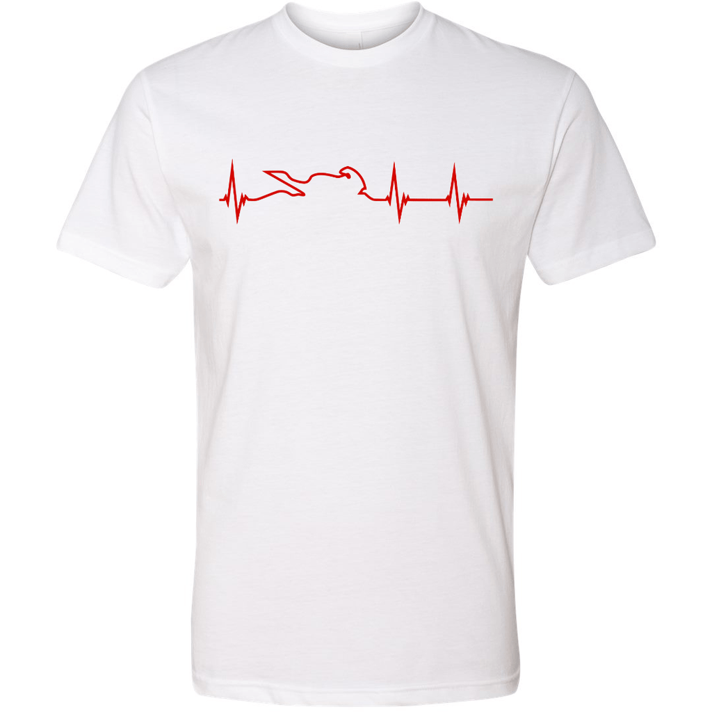 Men's Heartbeat Tee