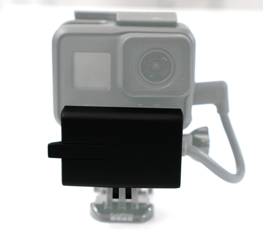 Microphone Adapter Housing Cage For GoPro Mic Adapter