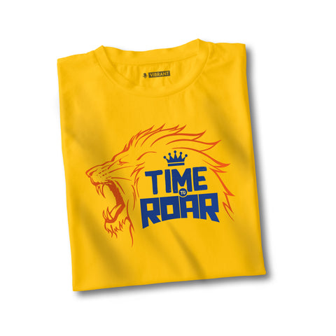 Time To Roar | CSK Tribute
