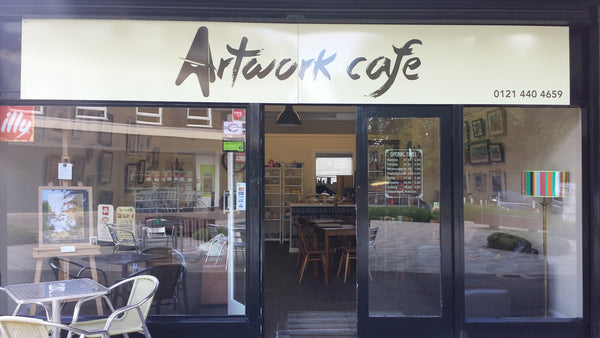 Artwork Cafe Edgbaston