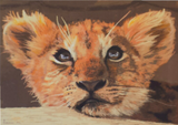 Cuddlesome Cub - Limited Edition Prints