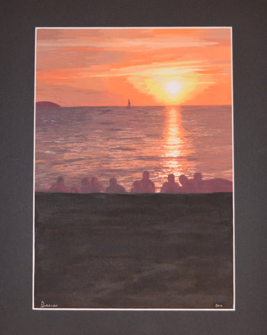Life Is A Beautiful Sunset - Limited Edition Prints