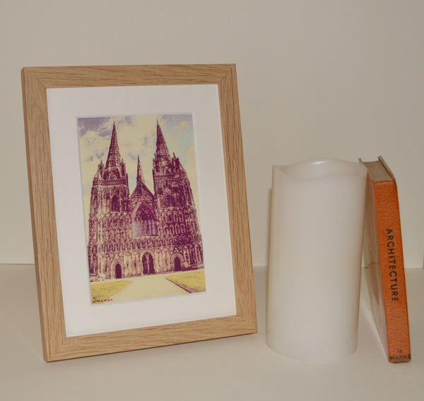 Lichfield Cathedral - Original
