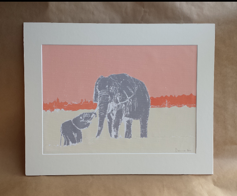 Mamas Ivory - Limited Edition Prints