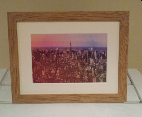 New York From Afar - Original