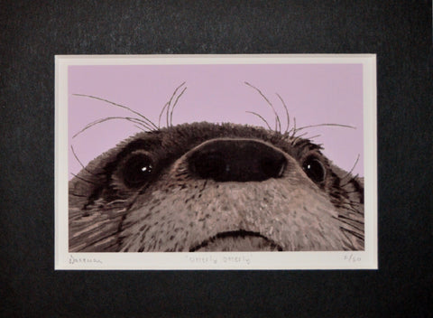 Utterly Otterly - Limited Edition Prints