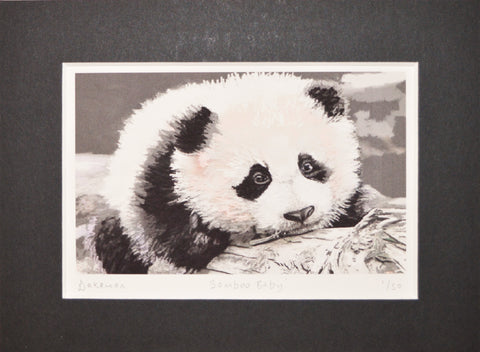 Bamboo Baby - Limited Edition Prints