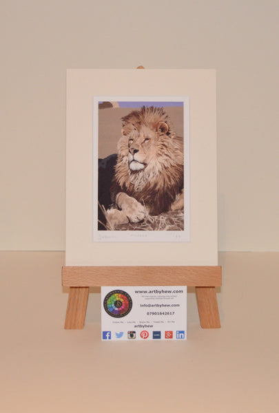 Mufasa - Limited Edition Prints