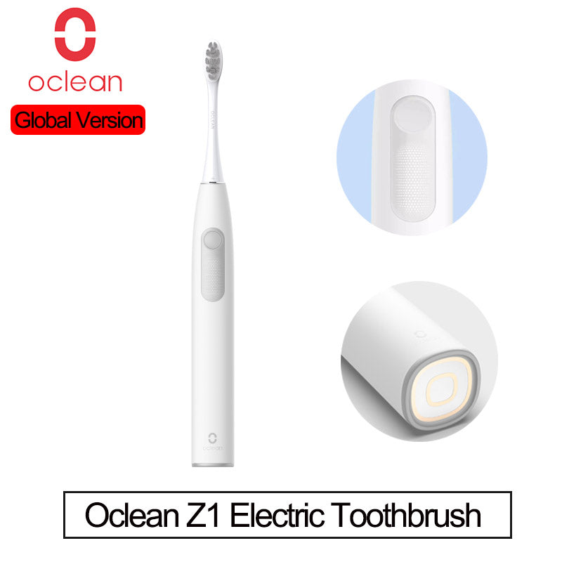 Oclean Z1 Sonic Electric Toothbrush Waterproof Ultrasonic Automatic Fast Charge Toothbrush for Adult Teeth Cleaning Global Version