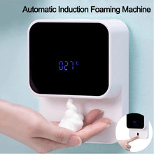 Load image into Gallery viewer, New Automatic Induction Foaming Hand Washer Sensor Household Washing Machine Infrared Sensor Soap Dispenser for Homes