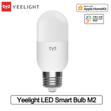 Load image into Gallery viewer, Yeelight LED Smart Bulb M2 E27 Mesh 4W Bluetooth Version Adjusted Color Temperature Smart LED Bulb Work with Mesh Gateway From Xiaomi Youpin