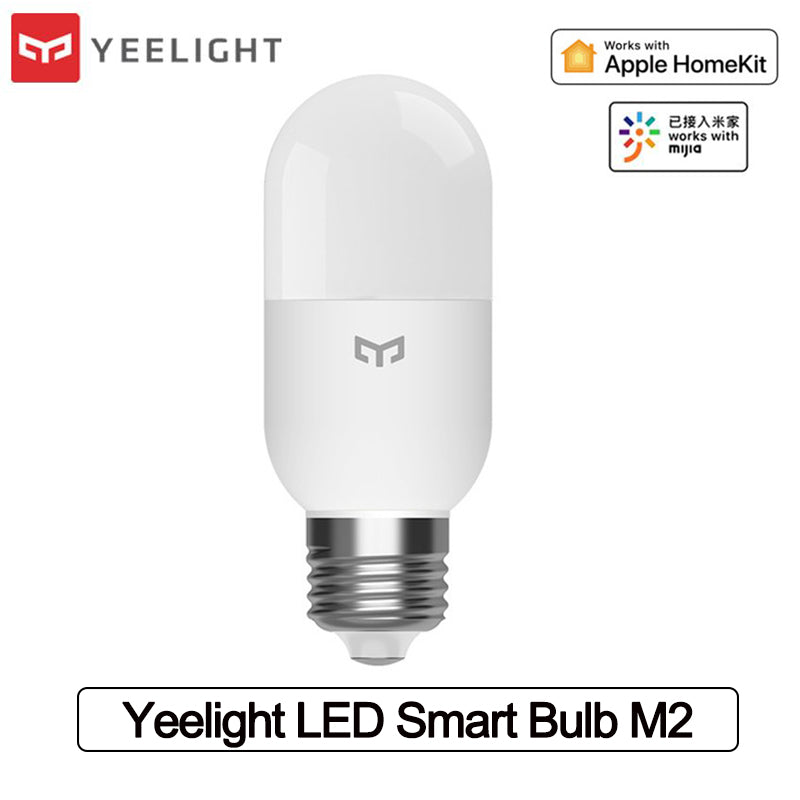 Yeelight LED Smart Bulb M2 E27 Mesh 4W Bluetooth Version Adjusted Color Temperature Smart LED Bulb Work with Mesh Gateway From Xiaomi Youpin