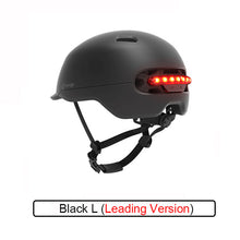 Load image into Gallery viewer, Smart4u Flash Helmets Waterproof Smart Flash Bike Helmet Matte Helmet for Men Women Kids Mountain Road Scooter
