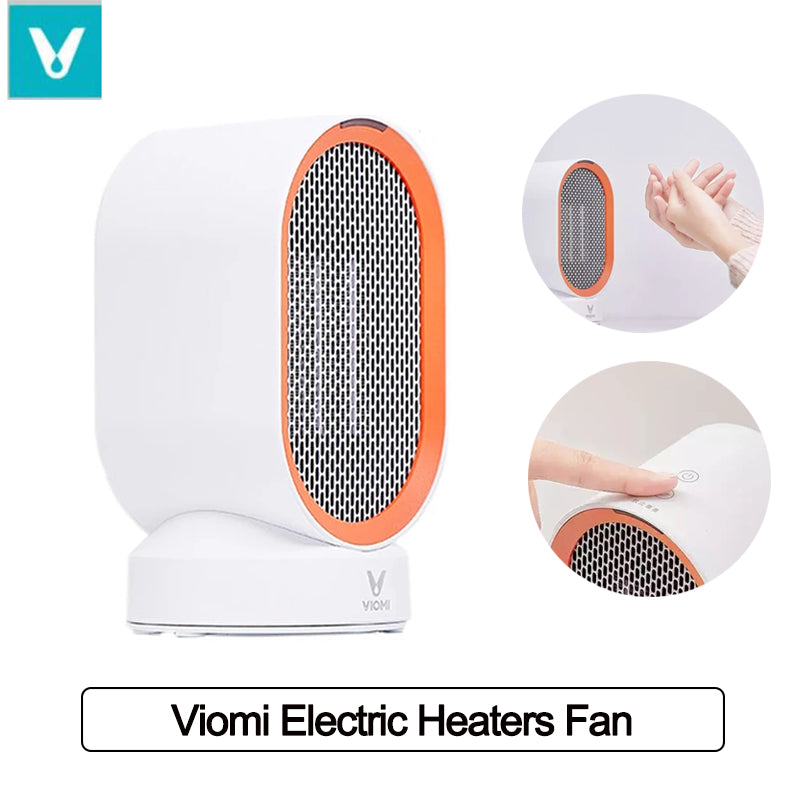 New Viomi Electric Heaters Fan PTC Fast Heating Power Saving Warmer Home Room Warmer handy for Winter from Xiaomi Youpin