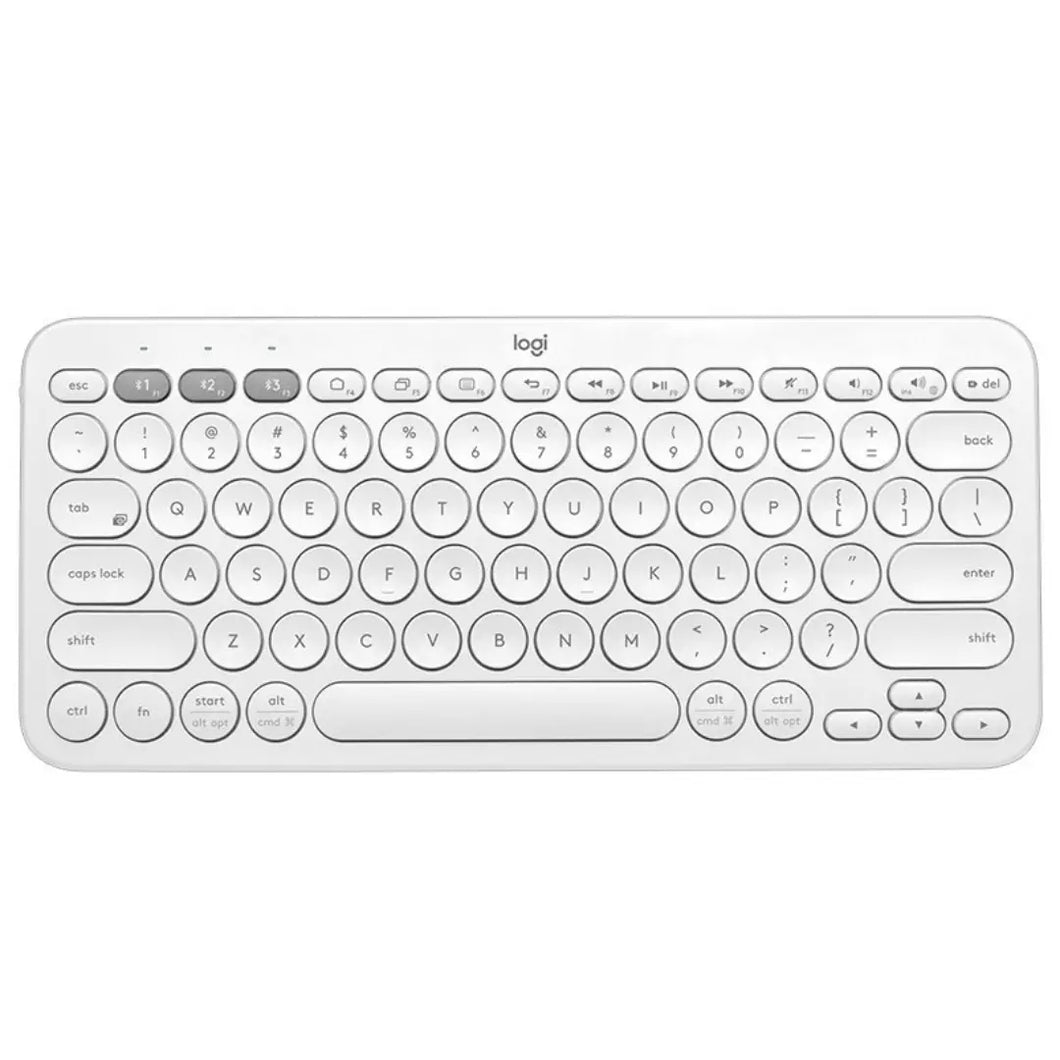 Logitech K380 Multi-Device Bluetooth Wireless Keyboard Line Friends PC Laptop Tablet Phone Keyboard for Windows Android iOS from Xiaomi Youpin