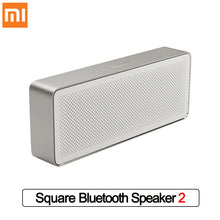 Load image into Gallery viewer, Xiaomi Mi Bluetooth Speaker 2 Square Box Portable Speaker Bluetooth 4.2 High Definition Sound Quality