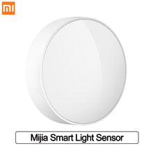 Load image into Gallery viewer, Xiaomi Mijia Smart Light Sensor Zigbee 3.0 Light Detection Intelligent Linkage Waterproof Work With Mijia Smart Multimode Gateway