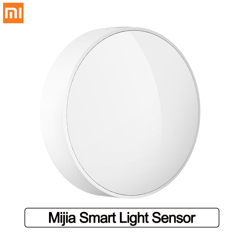 Xiaomi Mijia Smart Light Sensor Zigbee 3.0 Light Detection Intelligent Linkage Waterproof Work With Mijia Smart Multimode Gateway