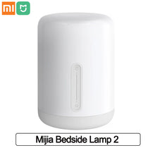Load image into Gallery viewer, Xiaomi Mijia Bedside Lamp 2 Romantic Bluetooth Wifi Night Light 2 Connection Mijia Bed Lamp Soft Led Bedlight 2 for Bedroom