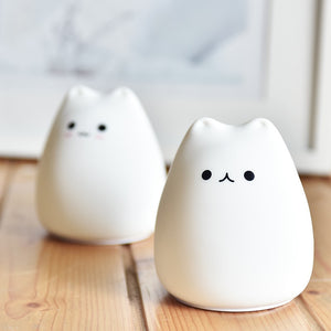 Silicone Cat - Night Lamp