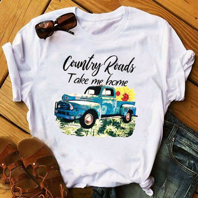 Country Love™️ Country Roads Tees