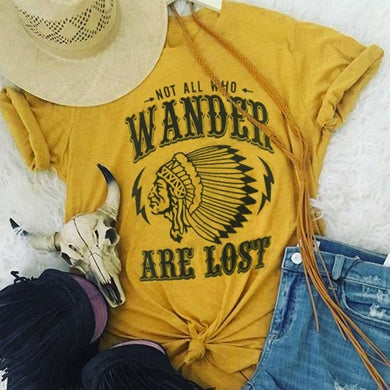Country Love™️ Not All Who Wander Are Lost