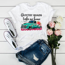 Load image into Gallery viewer, Country Love™️ Country Tee (Multiple Styles Available)
