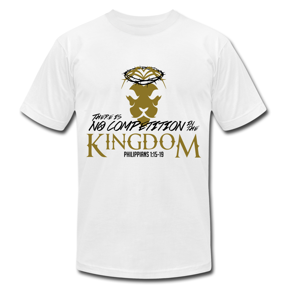 No Competition in the Kingdom Unisex Tee Unisex Jersey T-Shirt | Bella + Canvas 3001 - Yah Equip Apparel