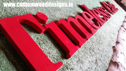 cut out lettering custom wood designs sign  shop retail signs cut out wooden lettering custom wood designs irealnd beautitul irish signs maker dublin ireland cut out solid timber