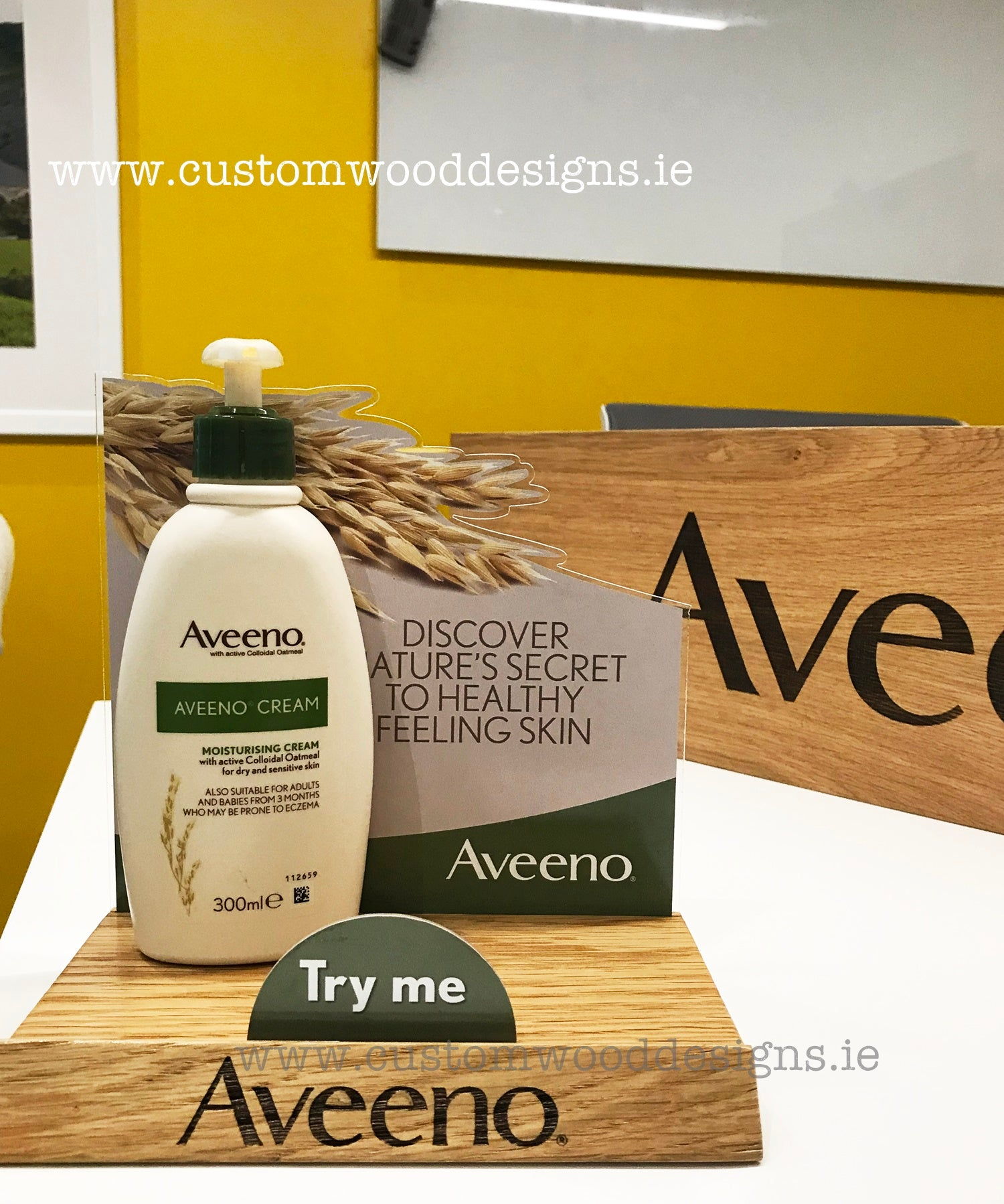 aveeno point of sale display irish manufacturer point od sale maker producer free standing unit display producer maker Ireland Dublin signs maker dublin beanding promotional product maker producer ireland dublin timber wooden festival stands the best sign amker ireland the best point of sale maker Dublin stuffing product wood promotional point of saele maker Dublin Ireland point of sale producer irish producer fsdu counter display units counter retail display specialists retail space display sepcialists retail wooden display shop wooden display maker manufacturer shop retail maker wood producer pint of sale branded crates branded items