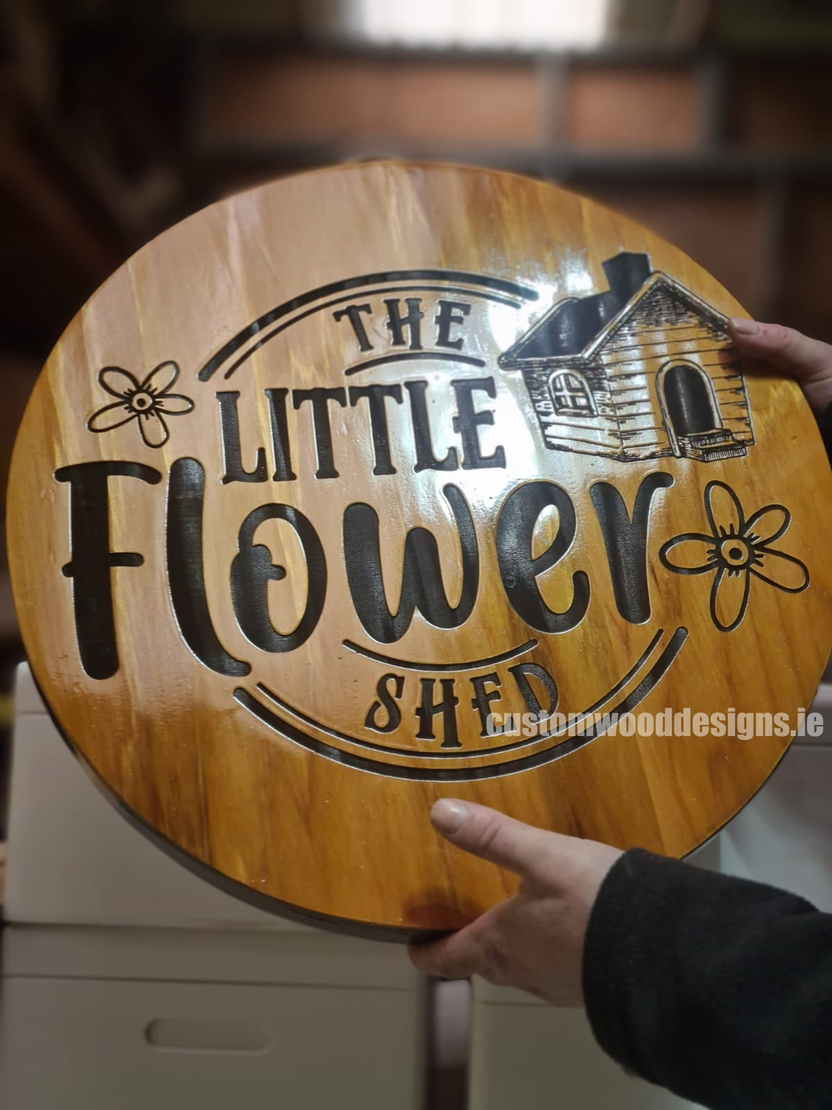 Custom Wood Designs Business signs ireland wooden signs ireland business logos wooden signs eco signs business (10)