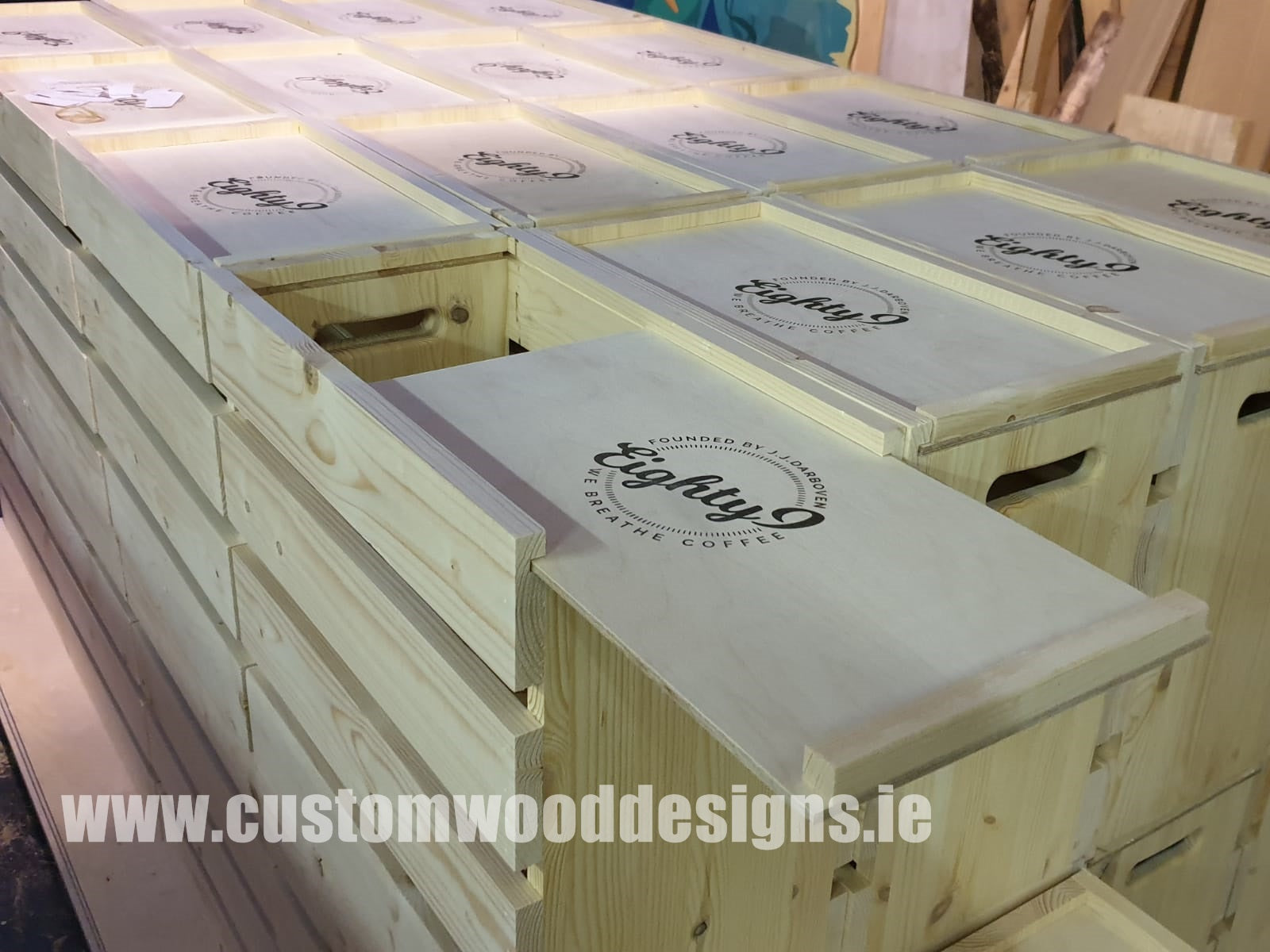 producy crates crates custom wood designs retail display crates display retail boxes old fashioned rustic brown crates white crates brandded crates dubklin crates irish crates vegetable shop crate box handle crates with dublin irealnd irish mass sproduced wholesale display retail strong crates branded laser engraved crates and boxes dublin irealnd
