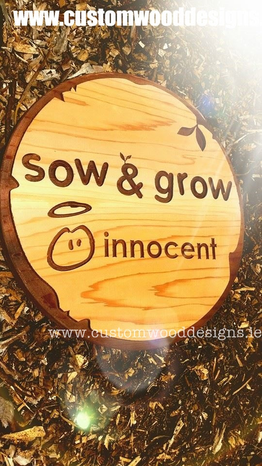 roundy timber signage Innocent branding custom wood designs gary byrne dublin greenogue business woodworking directional signs cnc laser machining servives design manufacture brand activation point of sale irish woodworking comp (11) WOODEN DISPLAY europen manufacturer european maker modular stand easy install wooden festival stand