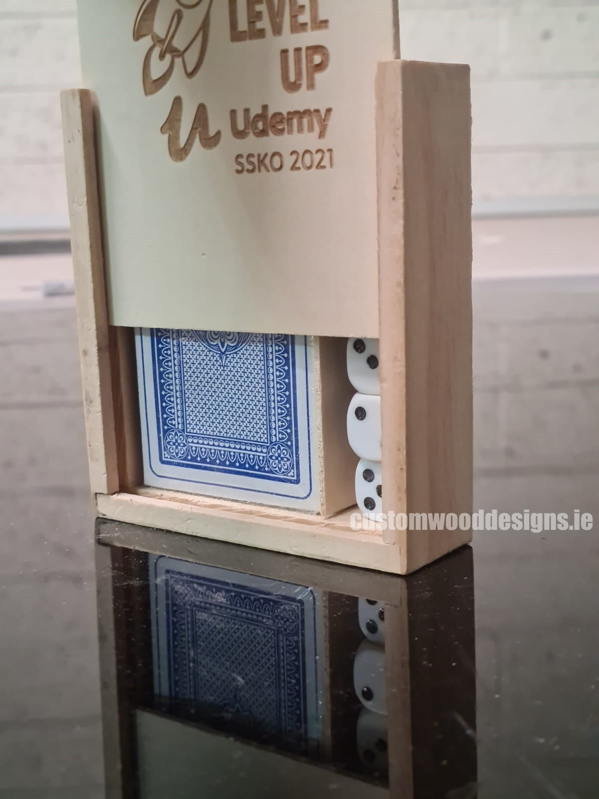 SWAG gifting ideas Corporate gifting ireland sustainable corporate gifts custom wood designs StrideXM