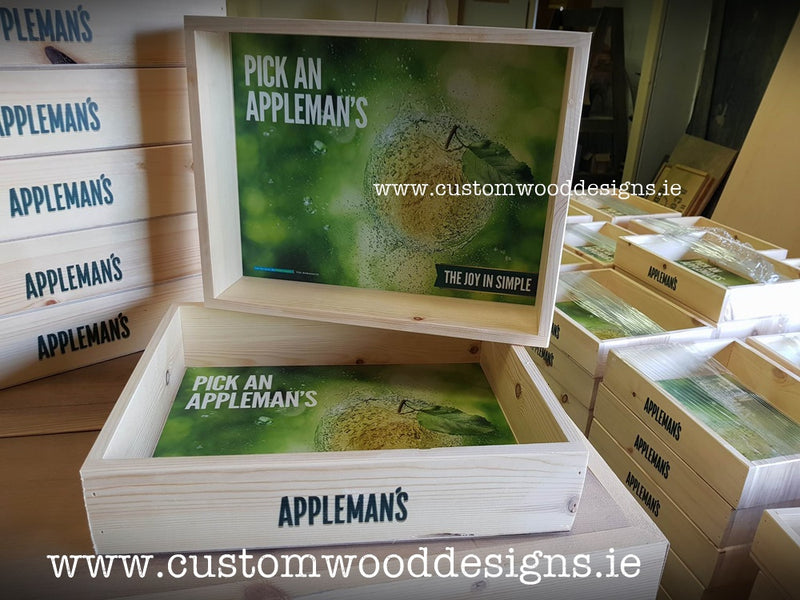 BRANDED CRATES