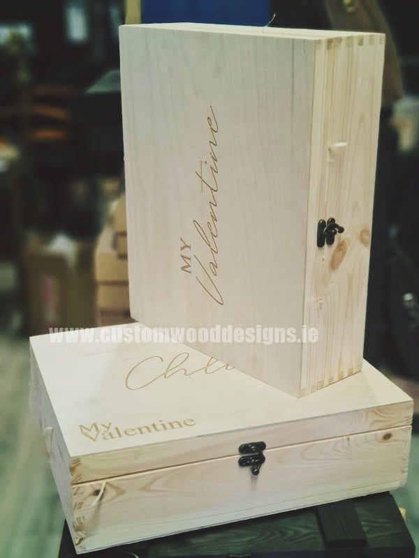 Valentines Day Box Branded Bottle boxes Ireland Wine Bottle boxes Whiskey Bottle Boxes Bespoke box ( (14)