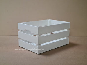 Big Crate BCW White