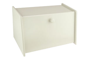 Bread Bin Dropfront CREAM - Custom Wood Designs